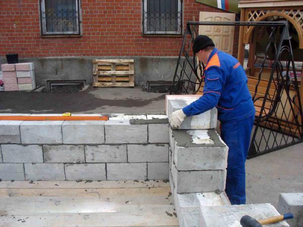 Для какого строительства пригоден пеноблок