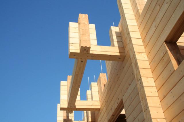 Дом из бруса: его преимущества и последовательность постройки.