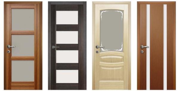 Из какого материала изготавливают межкомнатные двери