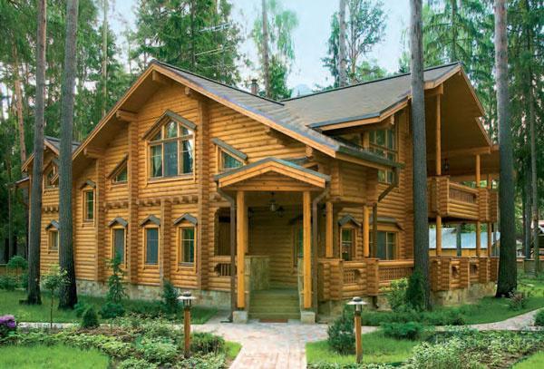 Качественное сырье – залог успешного производства деревянных домов