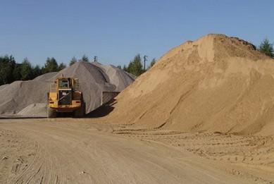Качество песка в зависимости от вида