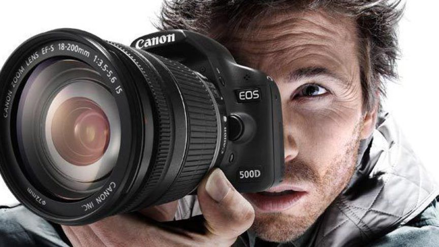 Чем отличается профессиональный фотоаппарат
