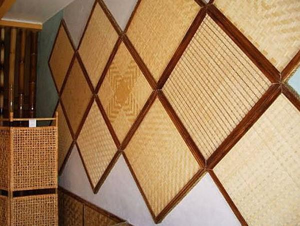Отделочные материалы для стен, основные виды