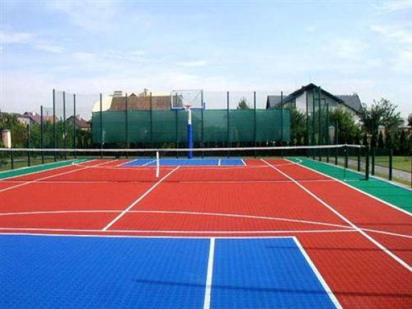 Высокотехнологичные спортивные полы