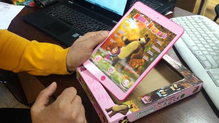 Как выбрать планшет для ребёнка?