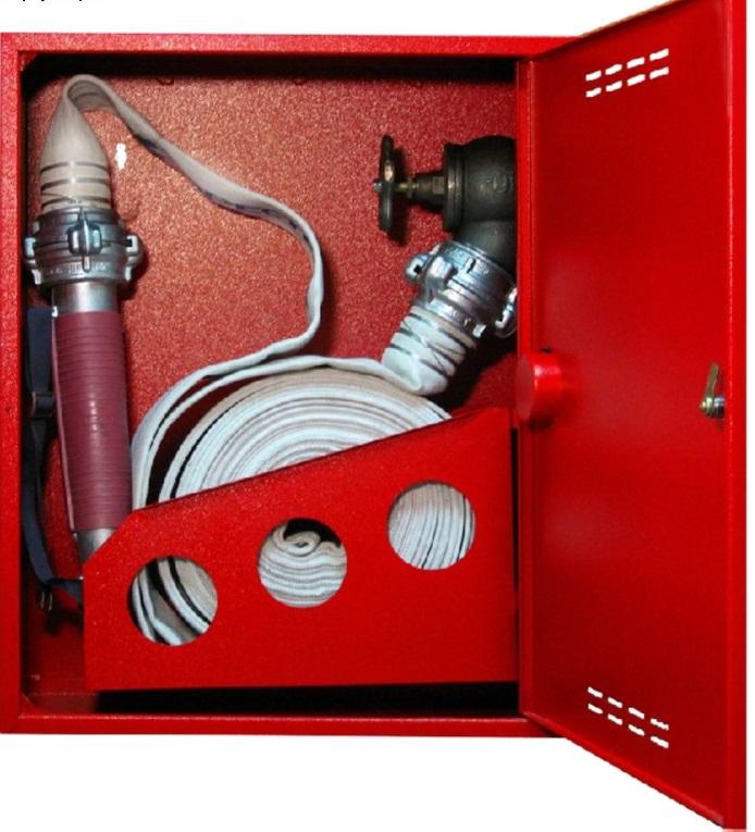 Какие типы противопожарных шкафов обязательны к применению на предприятиях