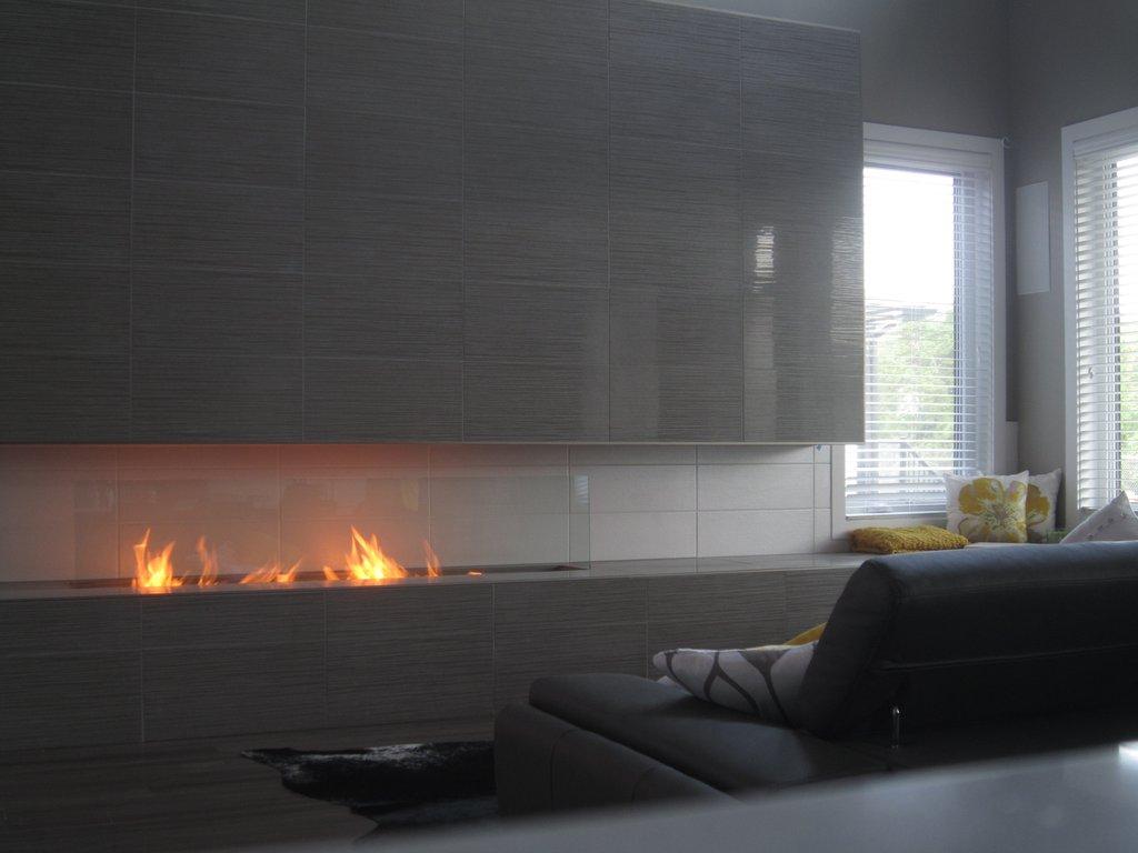 Стиль и уютная атмосфера: биокамины от Gloss Fire в интерьере
