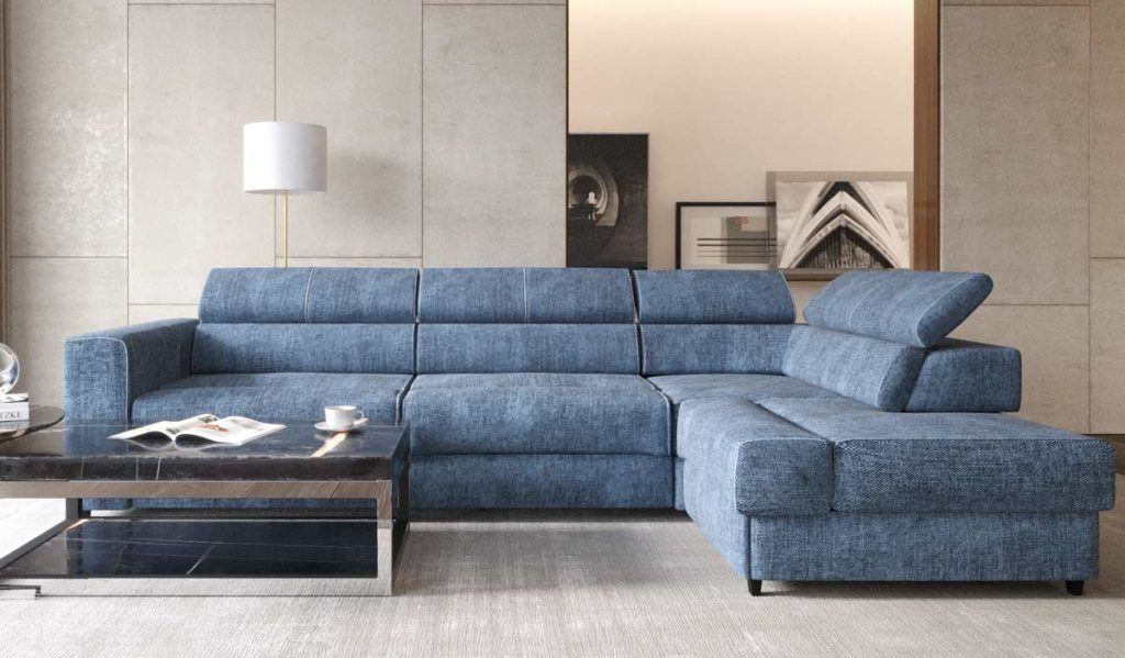 Преимущества угловых диванов перед стандартными моделями